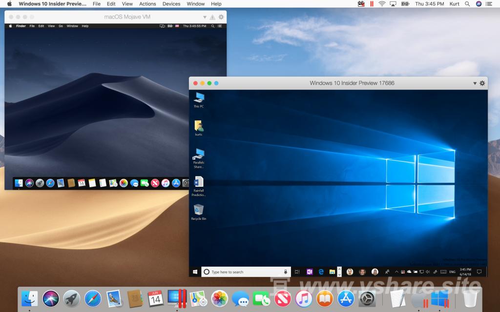 Parallels Desktop for Mac 14.1.3 中文破解版