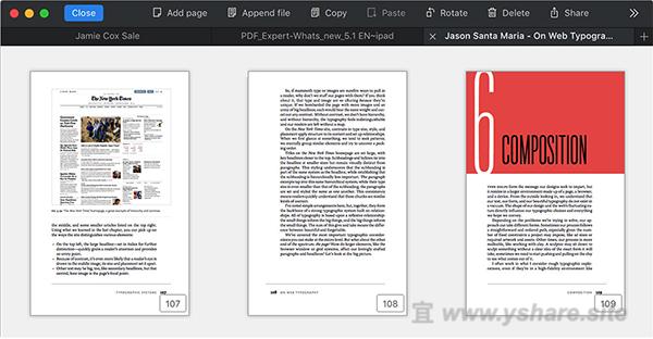 PDF Expert for Mac V2.4.13 破解版 含序列号