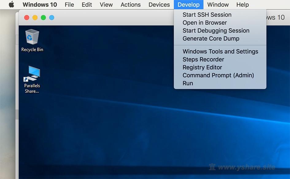 Parallels Desktop Business Edition 15.1.3.47255 中文破解版 (最好用的虚拟机软件)