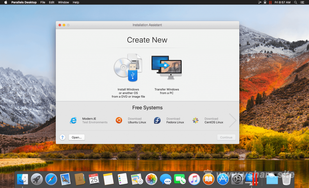 Parallels Desktop for Mac 13.3.1 中文破解版
